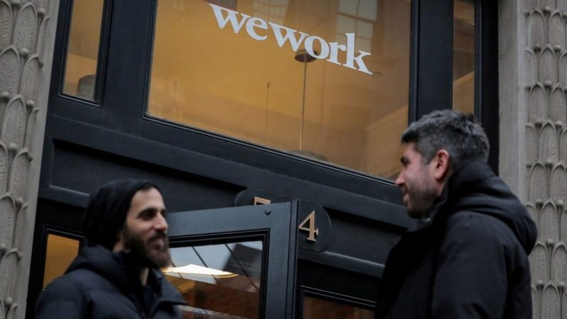 WeWork could cancel deals for new leases in London as it launches sweeping review