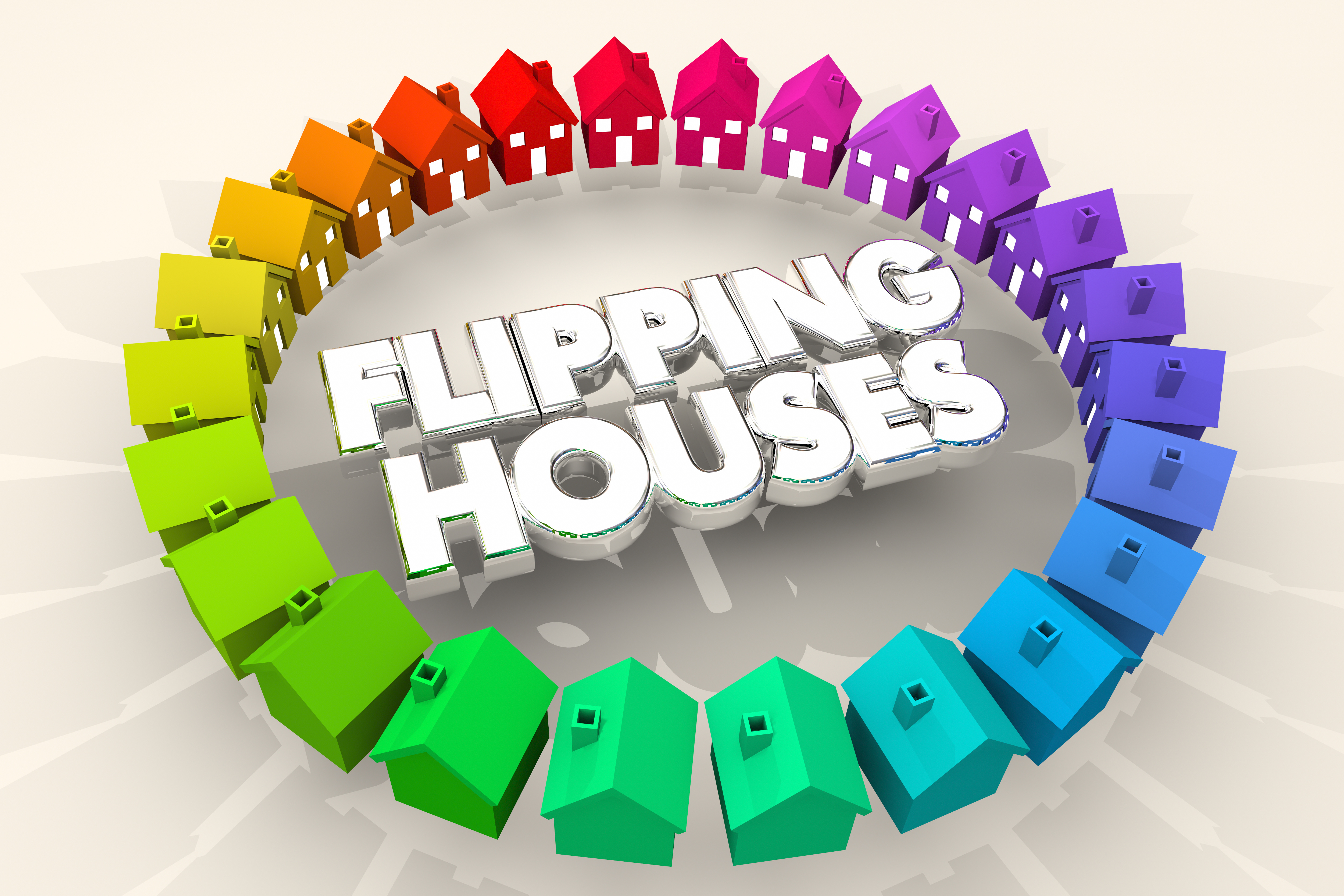 Nick Statman- The Four Things You Need To Know About Flipping Houses.